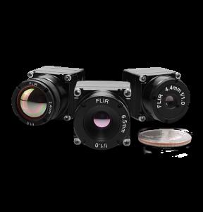 10 compatible cameras boson