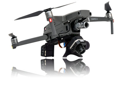 DRONExpert Mavic 2 thermal gimbal